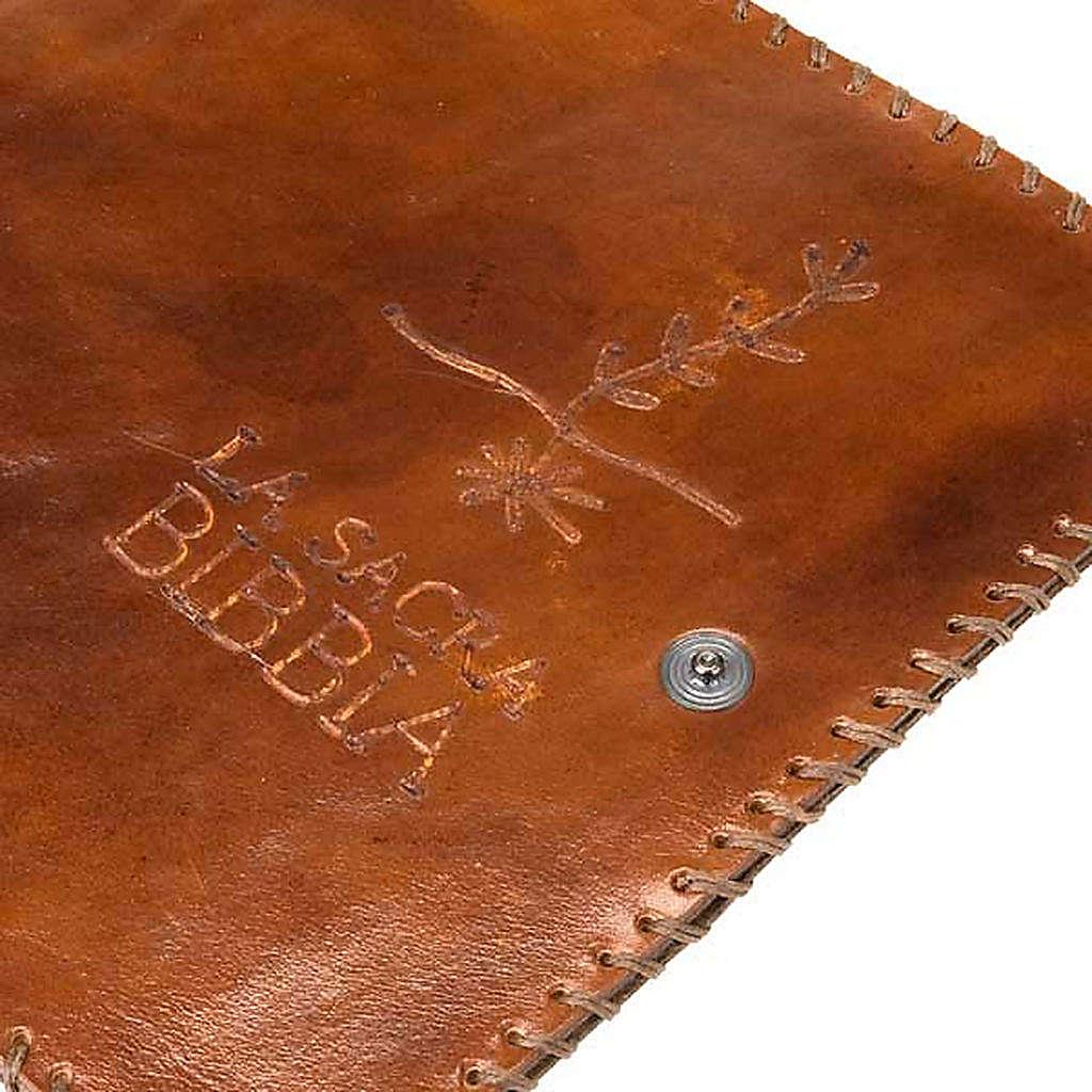 Etui en cuire La Bible de CEI-UELCI 4
