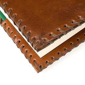 Copri Bibbia cuoio Cei Uelci 2009 s3