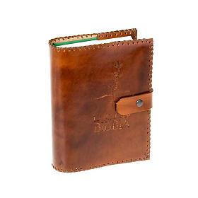 Leather slipcase for CEI-UELCI Bible s1