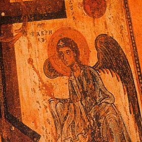 Etui Bible Jérusalem 2009, cuir, icône anges s2