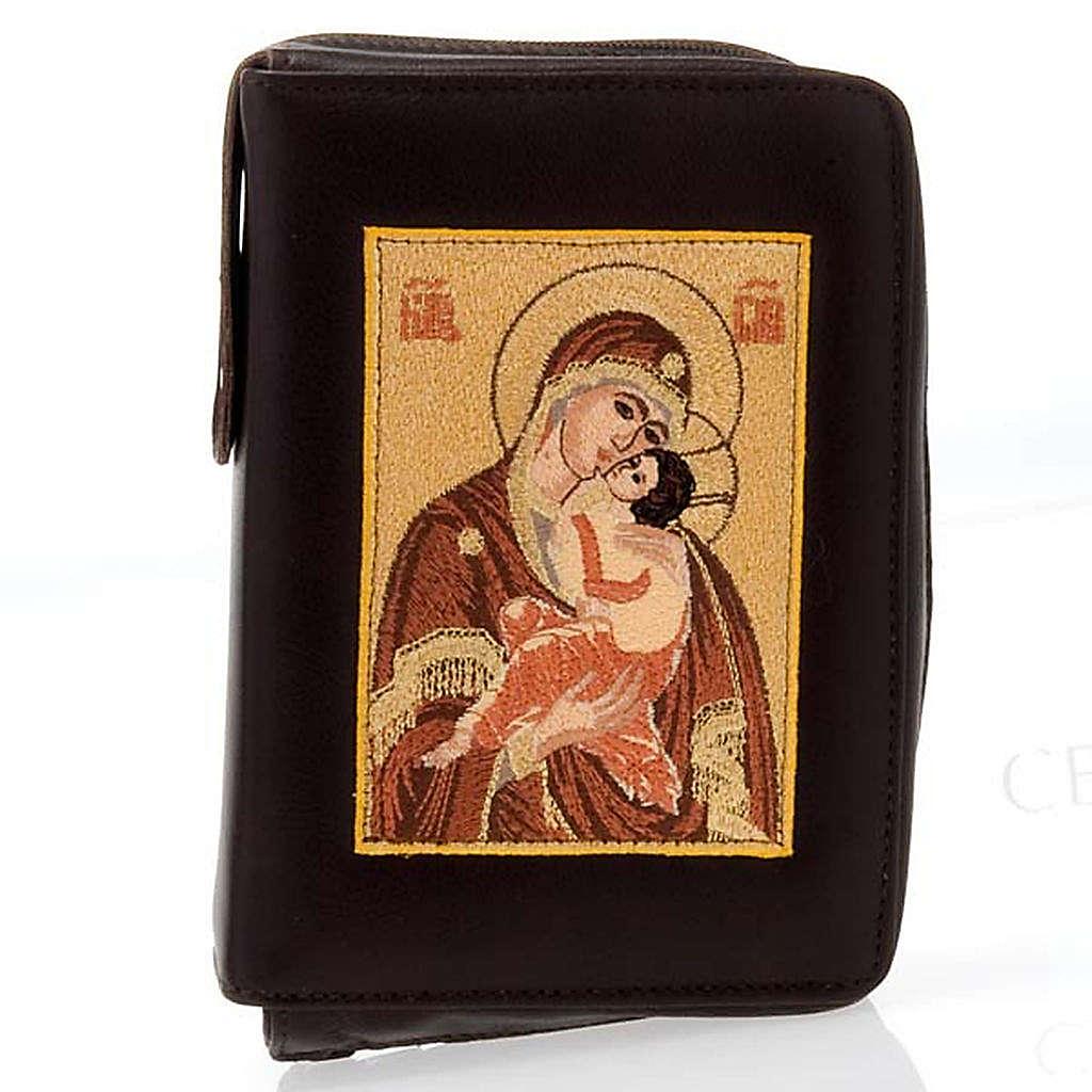 Copri bibbia di Gerusalemme Madonna della Tenerezza 4
