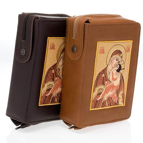 Copri bibbia di Gerusalemme Madonna della Tenerezza 1