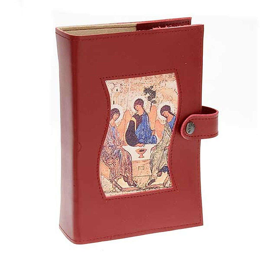 Copertina Bibbia Studio Gerusalemme rossa Trinità 4
