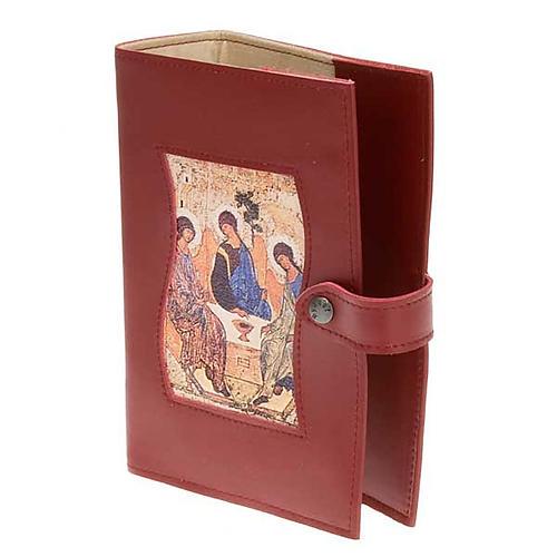 Copertina Bibbia Studio Gerusalemme rossa Trinità 2