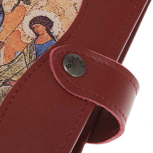 Copertina Bibbia Studio Gerusalemme rossa Trinità 3