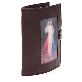 Couverture Bible Jérusalem brun foncé Christ Miséricordieux s4