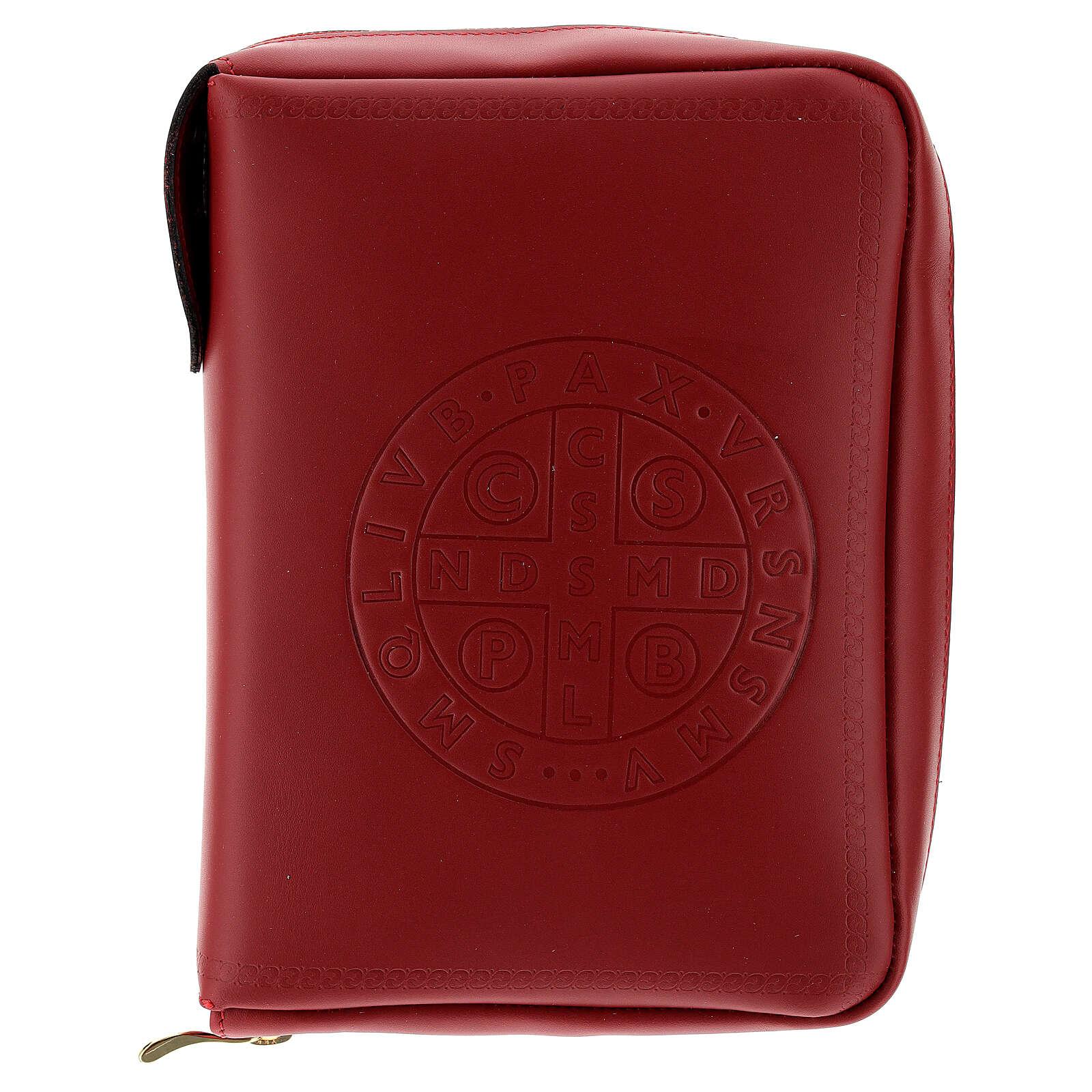 Copertina B. Gerusalemme rossa S. Benedetto zip 4