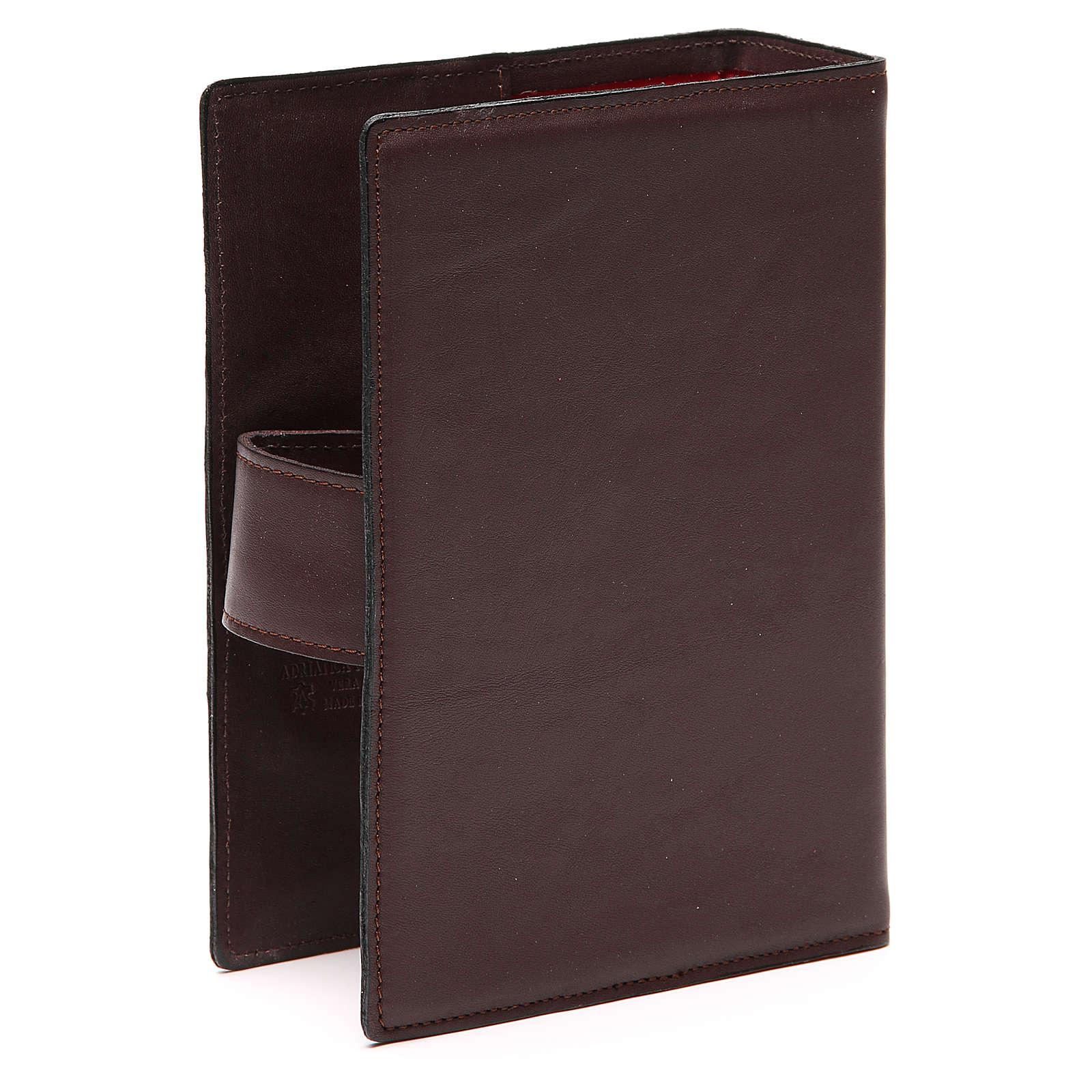 Custodia Bibbia Ger. magnetica S. Fam. metallo t. di moro 4
