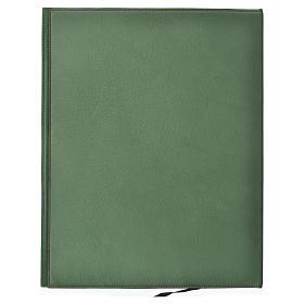 Custodia portariti A4 Agnello oro verde Bethléem s2
