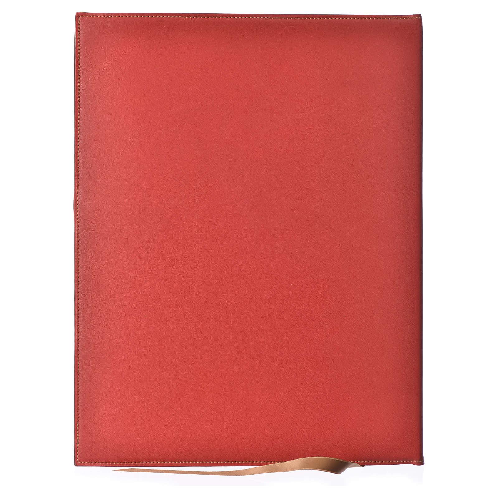 Couverture rites A4 Agneau or rouge Bethléem 4
