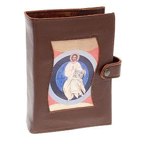 Deckel Neocathekumenal Kristus im Rund s1