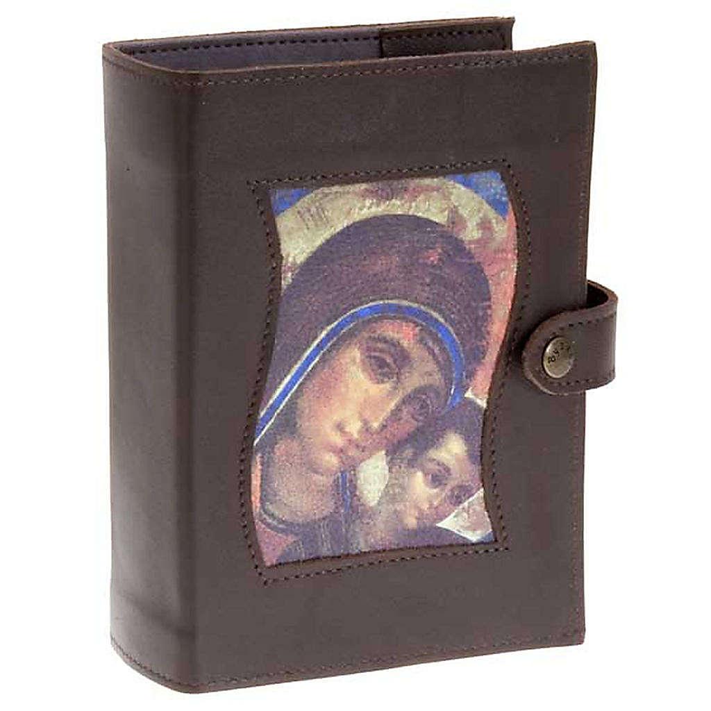 Couverture Néocatéchuménale Vierge avec enfant 4