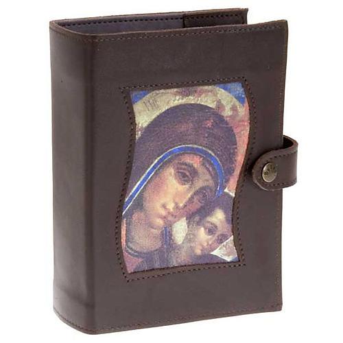 Couverture Néocatéchuménale Vierge avec enfant 1