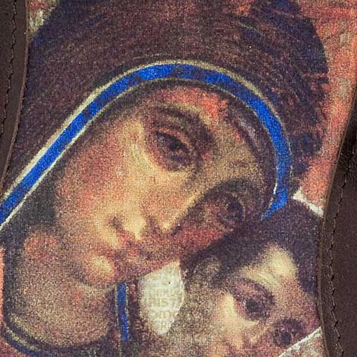 Couverture Néocatéchuménale Vierge avec enfant 3