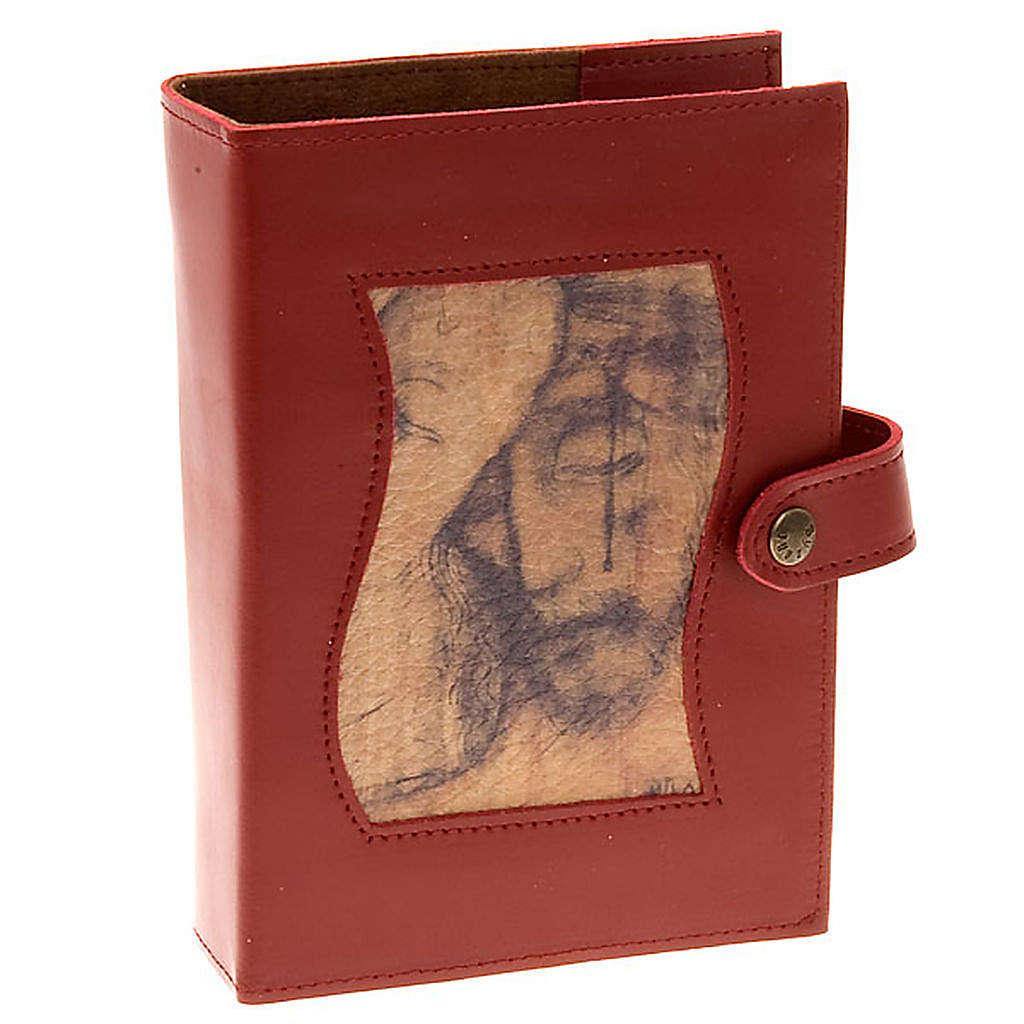 Capa Neocatecumenal Santa Face cor-de-vinho 4