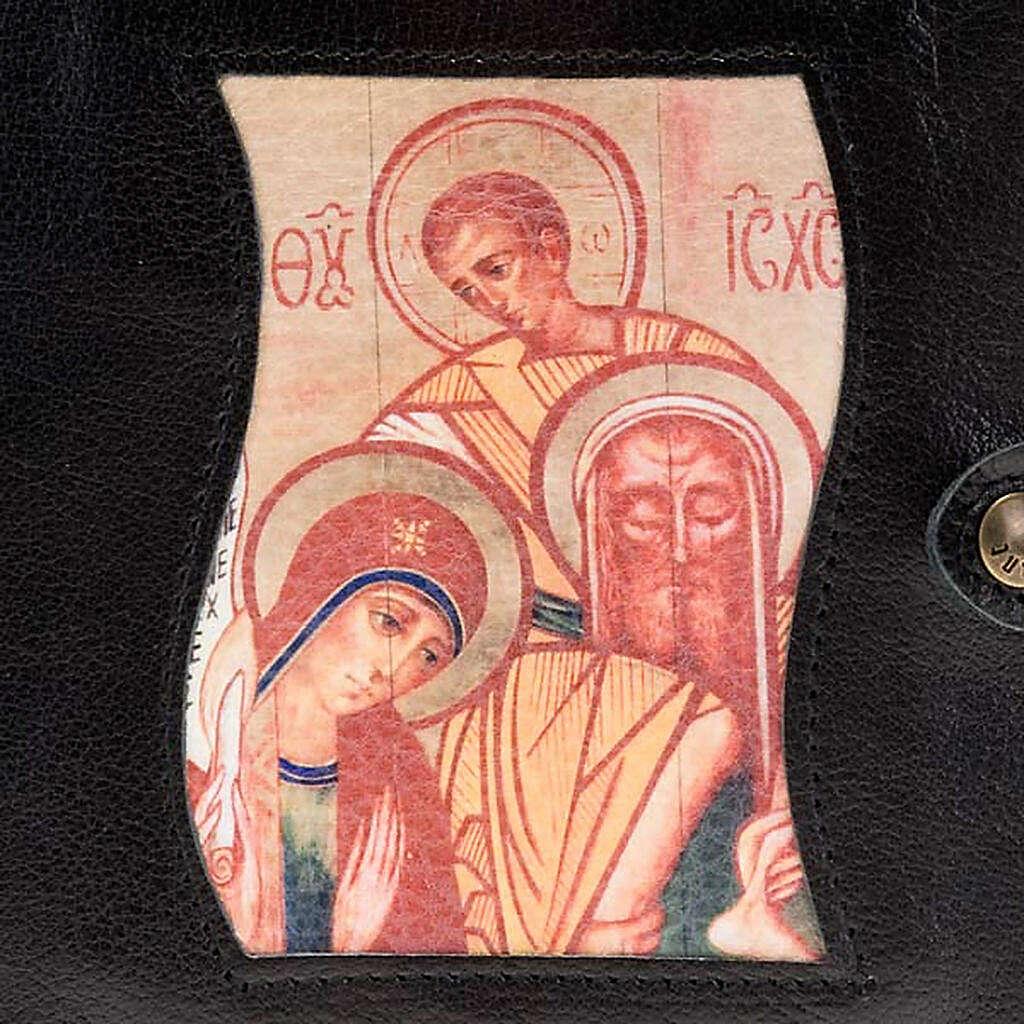 Capa Caminho Neocatecumenal preta Sagrada Família 4