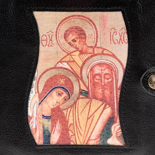 Capa Caminho Neocatecumenal preta Sagrada Família 2