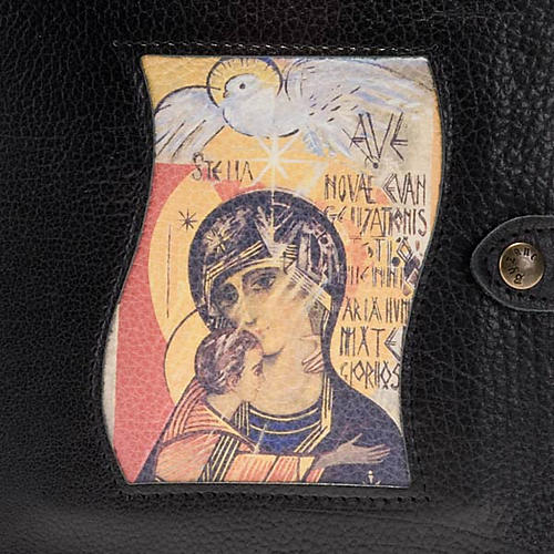 Custodia Neocatecumenale nera Madonna Spirito Santo 2