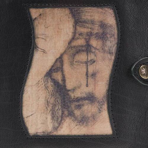 Capa livro Caminho Neocatecumenal preta Santa Face 2