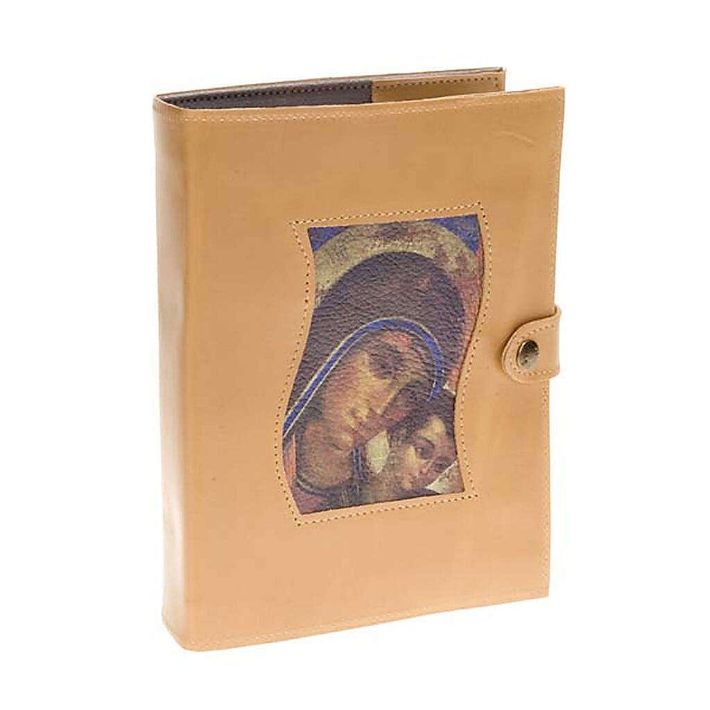 Capa livro Caminho Neocatecumenal bege Mãe de Deus 4