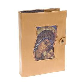 Capa livro Caminho Neocatecumenal bege Mãe de Deus s1