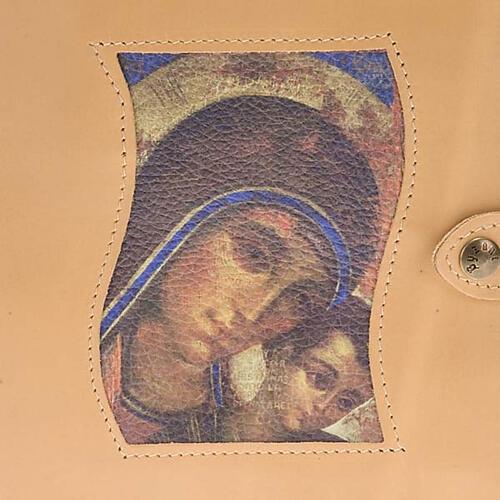 Capa livro Caminho Neocatecumenal bege Mãe de Deus 2