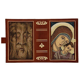 Custodia Neocatecumenale vera pelle Bibbia Gerusalemme s3
