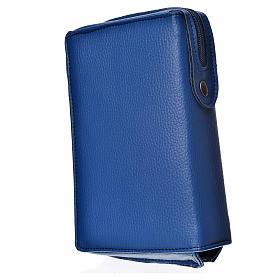 Funda Sagrada Biblia CEE Ed. popular azul Virgen de Kiko s2