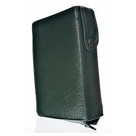 Funda Sagrada Biblia CEE ED. Pop. verde simil c. Sagrada Familia s2