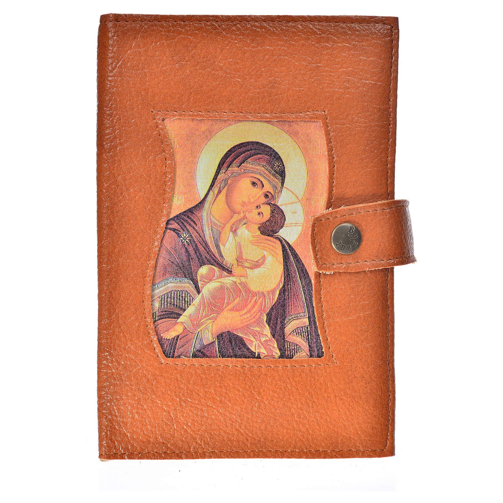 Funda Biblia CEE grande Virgen Ternura 4