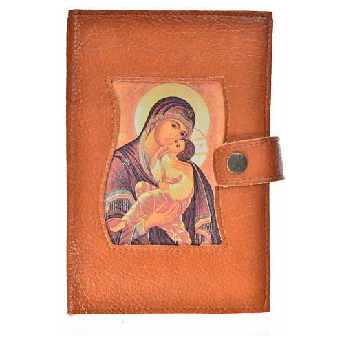 Funda Biblia CEE grande Virgen Ternura 1