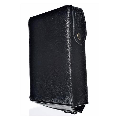 Funda Biblia Jerusalén Nueva Edición negro simil cuero Pantocrát 2