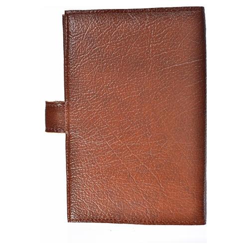 Funda Biblia Jerusalén Nueva Ed. Trinidad simil cuero 2