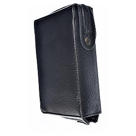 Divine office cover black bonded leather Divine Mercy image s2