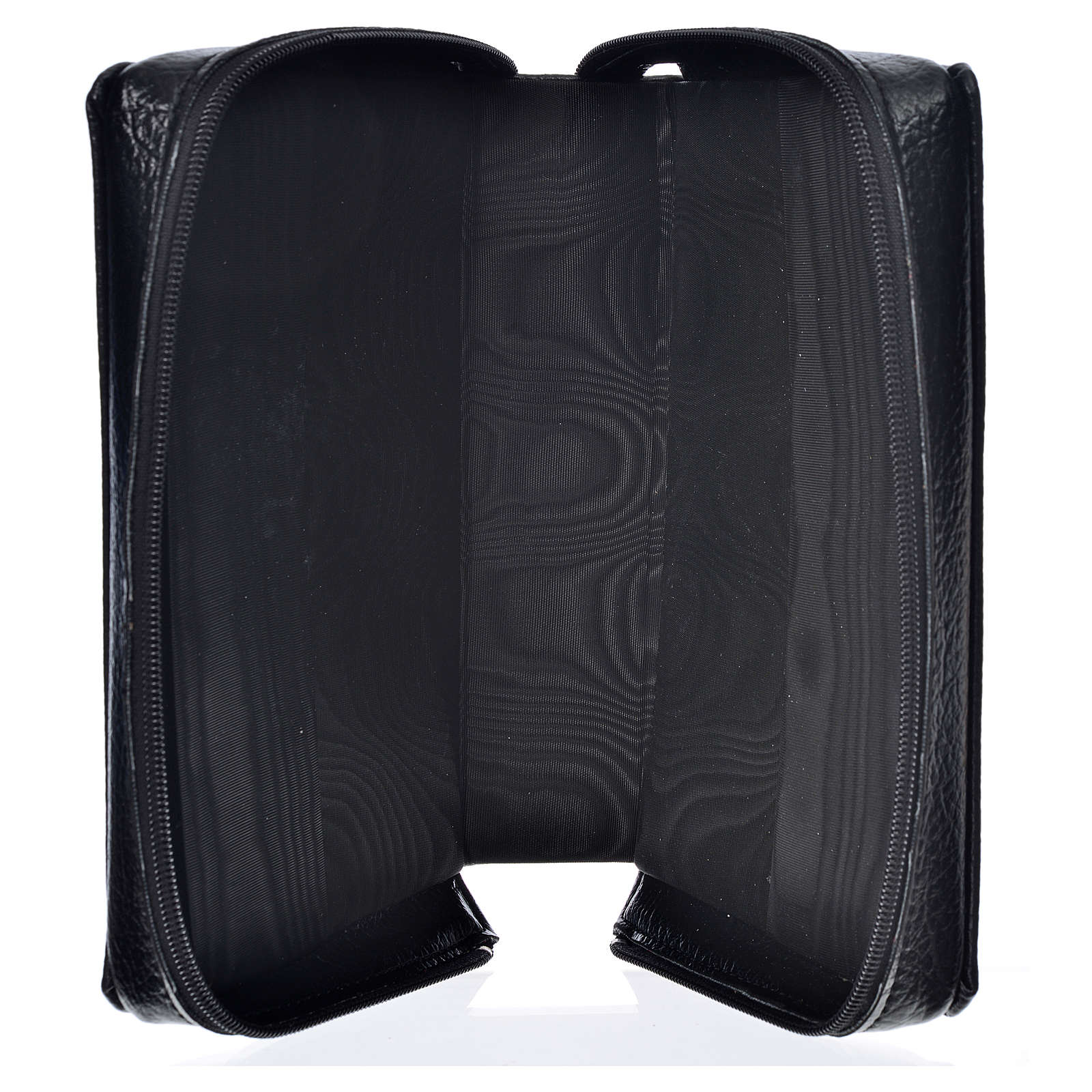 Liturgy of the Hours cover, black bonded leather 4