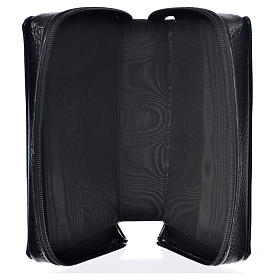Liturgy of the Hours cover, black bonded leather s3