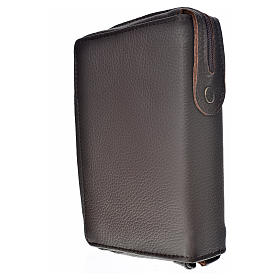 LIturgy of the Hours cover in genuine leather s2