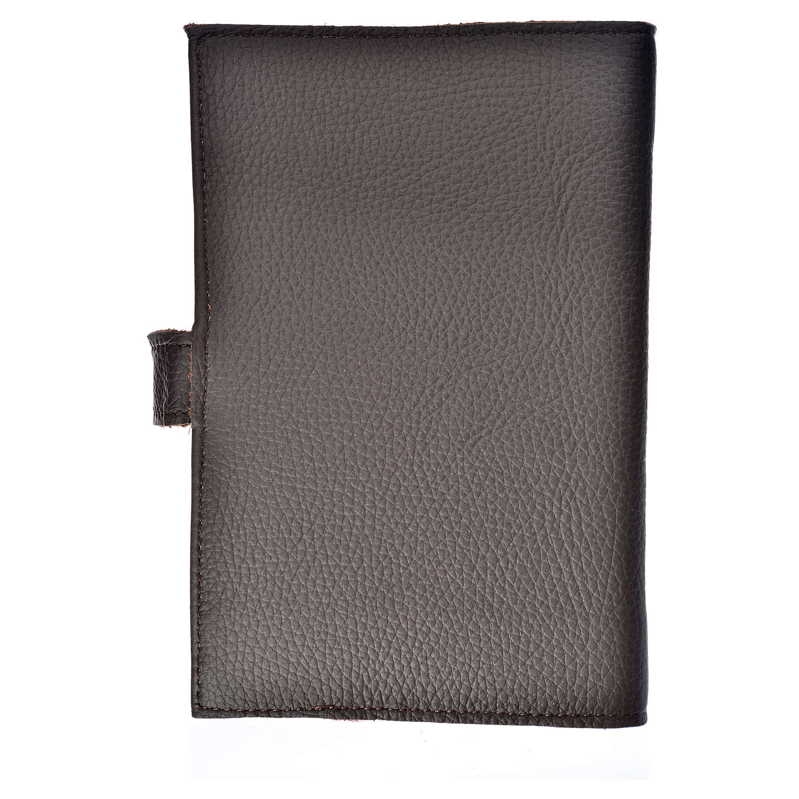 Daily prayer cover genuine leather Our Lady of the new Millennium 4