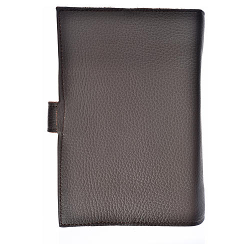 Daily prayer cover genuine leather Holy Family 2