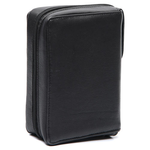Case for Daily Prayer real black leather 2