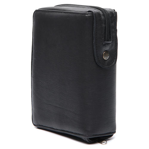 Case for Daily Prayer real black leather 3
