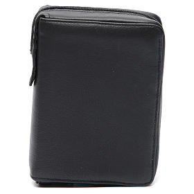 Case for Daily Prayer real black leather s1