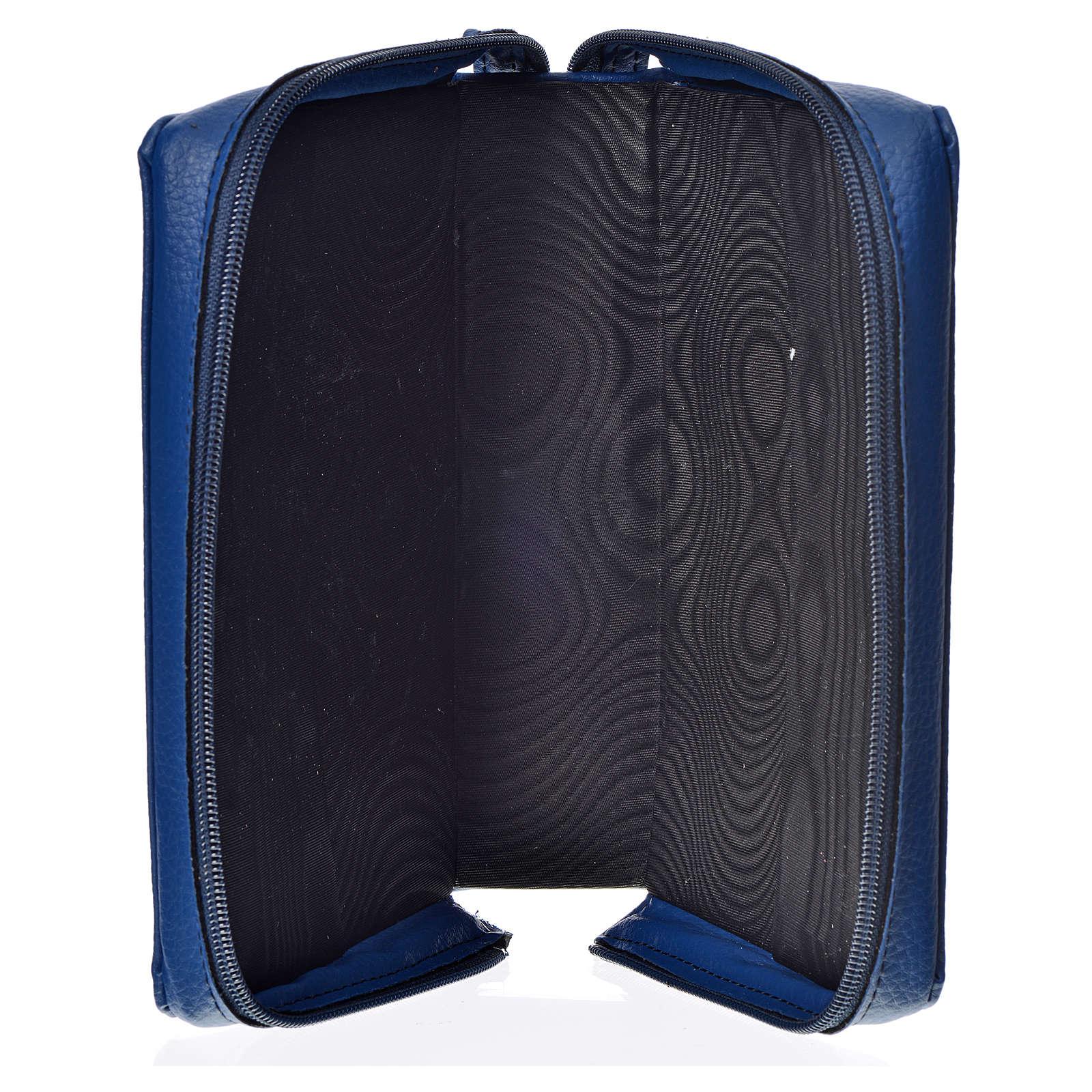 New Jerusalem Bible READER ED. cover, light blue bonded leather 4