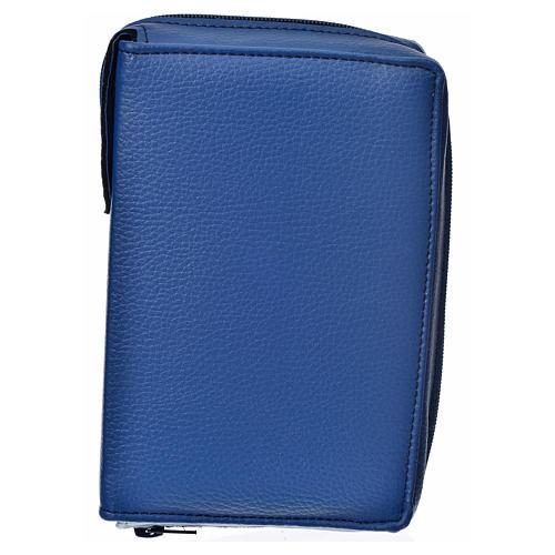 New Jerusalem Bible READER ED. cover, light blue bonded leather 1