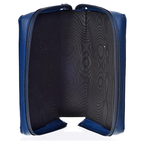 New Jerusalem Bible READER ED. cover, light blue bonded leather 3