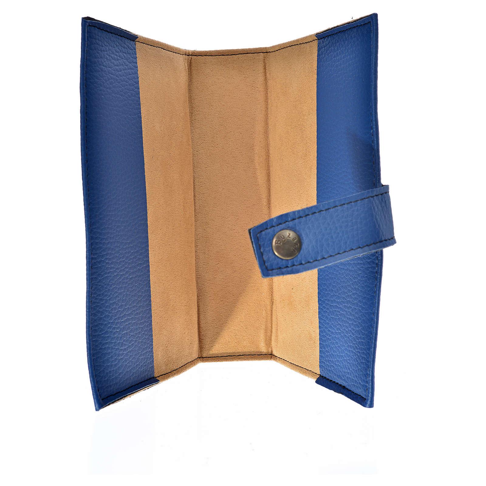 KIKO Leather Elphant Book Mark Dark Blue
