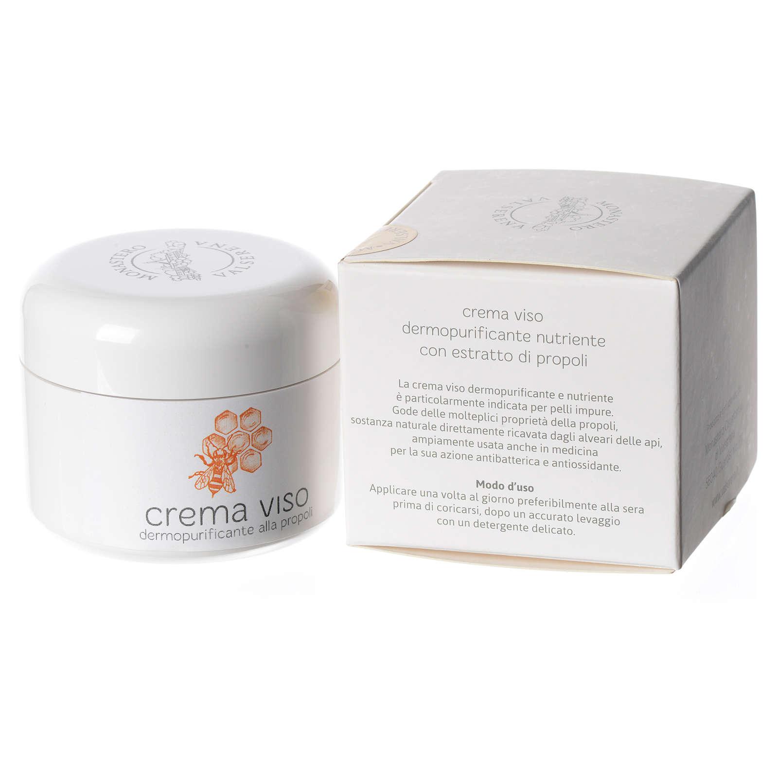 Crème visage nourrissante à la propolis, 50ml 4