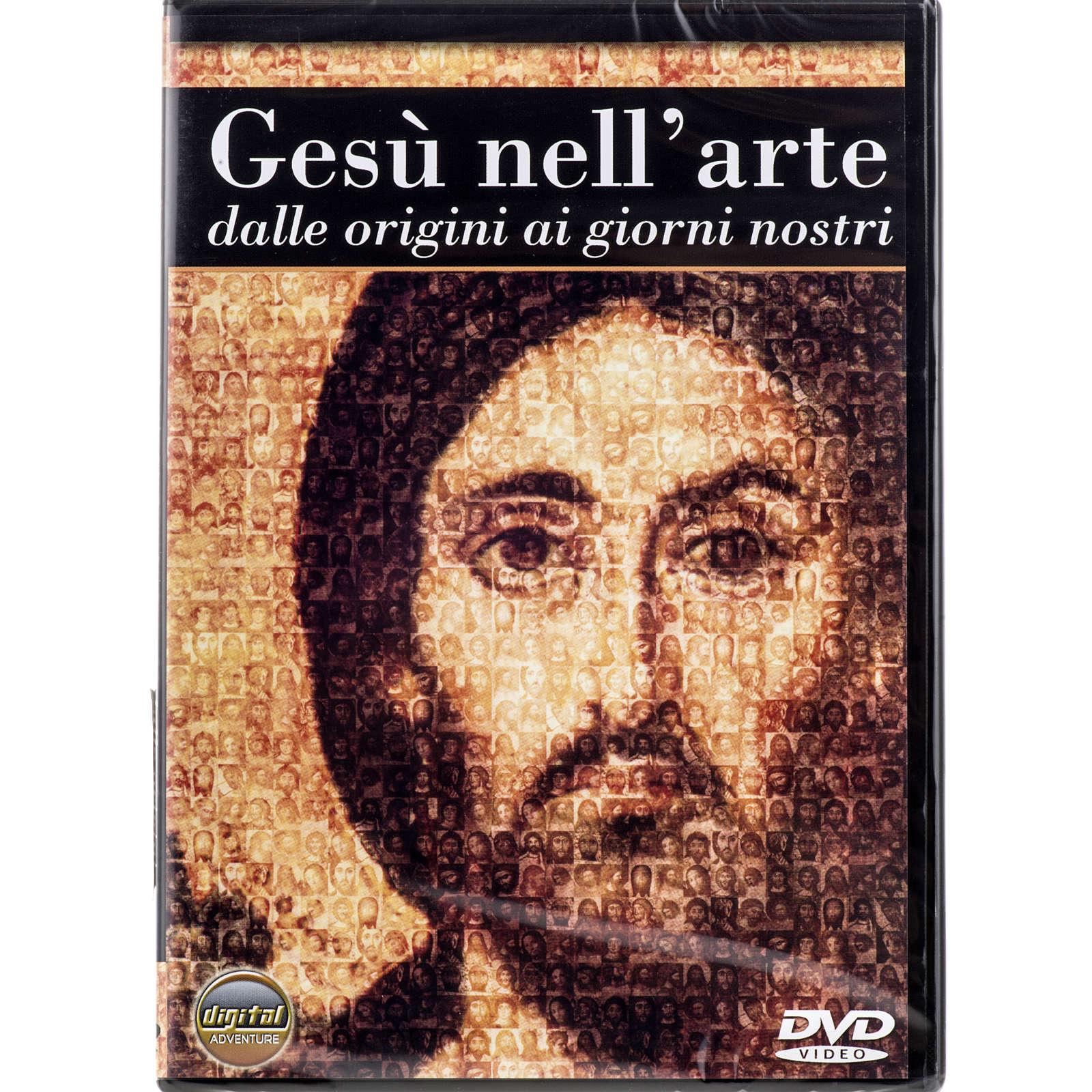 Gesù nell'arte dalle origini ai giorni nostri 3
