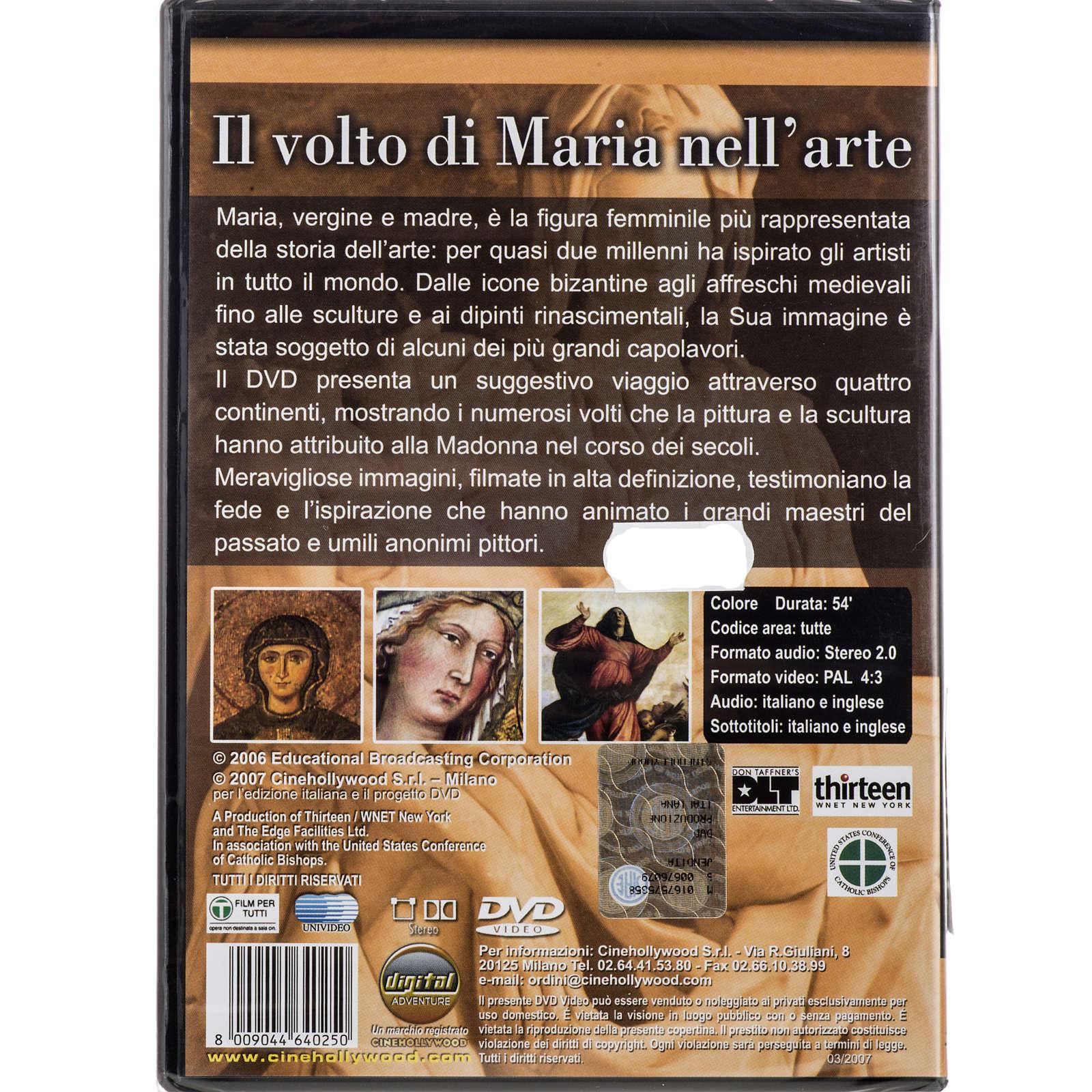 Il volto di Maria nell'arte 3