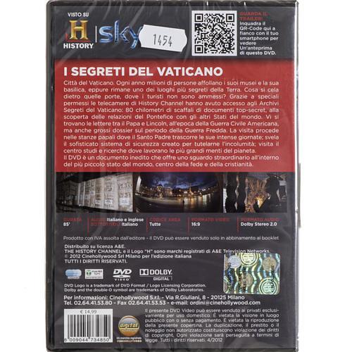 The secrets of the Vatican 2